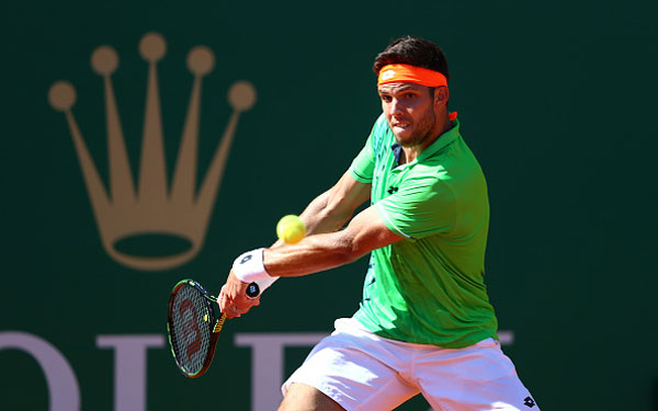 Rediff Sports - Cricket, Indian hockey, Tennis, Football, Chess, Golf - Monte Carlo Masters: Djokovic knocked out by Czech Vesely