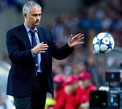 Rediff Sports - Cricket, Indian hockey, Tennis, Football, Chess, Golf - PSG approach Mourinho to replace Laurent Blanc?