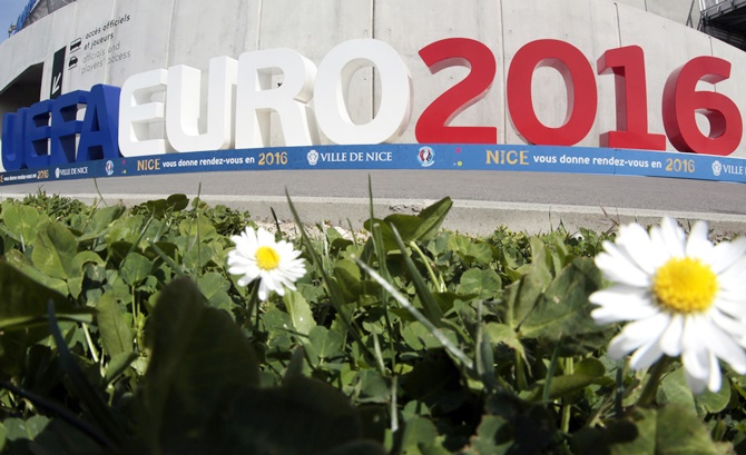 Rediff Sports - Cricket, Indian hockey, Tennis, Football, Chess, Golf - France to extend state of emergency to cover Euro 2016