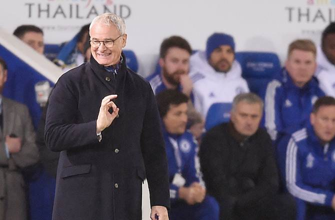 Rediff Sports - Cricket, Indian hockey, Tennis, Football, Chess, Golf - Mourinho, Ranieri to manage at Old Trafford for charity