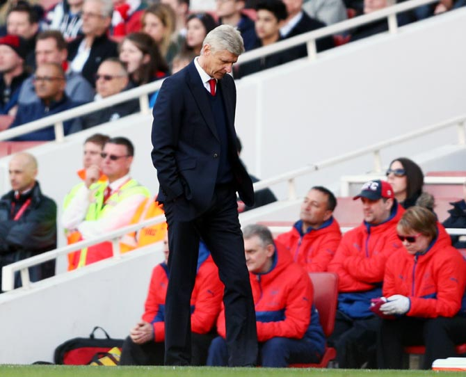 Wenger put beautiful football over winning: Arsenal keeper Cech