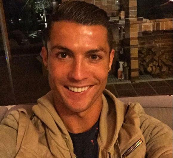 Rediff Sports - Cricket, Indian hockey, Tennis, Football, Chess, Golf - La Liga: Ronaldo allays injury concerns before Rayo visit