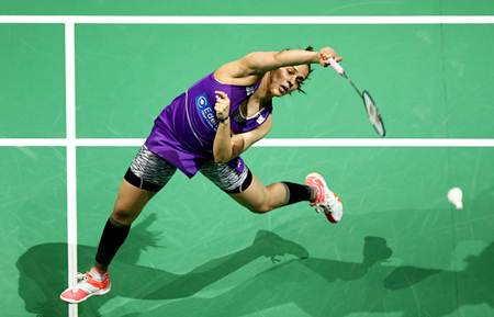 Rediff Sports - Cricket, Indian hockey, Tennis, Football, Chess, Golf - Saina, Sindhu score easy first round wins
