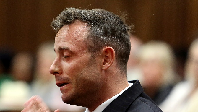 Rediff Sports - Cricket, Indian hockey, Tennis, Football, Chess, Golf - South Africa's court to hear state's appeal against Pistorius in November