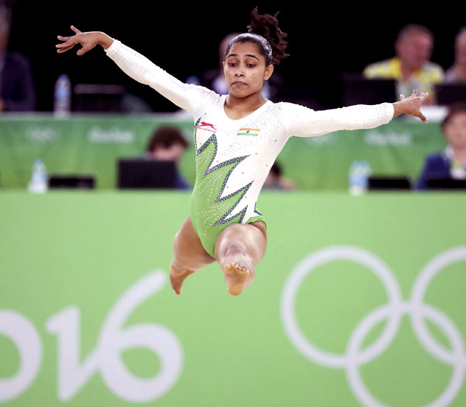 BIG BLOW! Dipa Karmakar ruled out of CWG