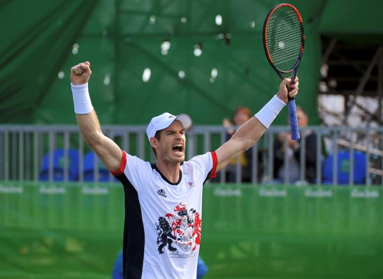 Rediff Sports - Cricket, Indian hockey, Tennis, Football, Chess, Golf - Andy Murray, Rafa Nadal stay on course for final showdown