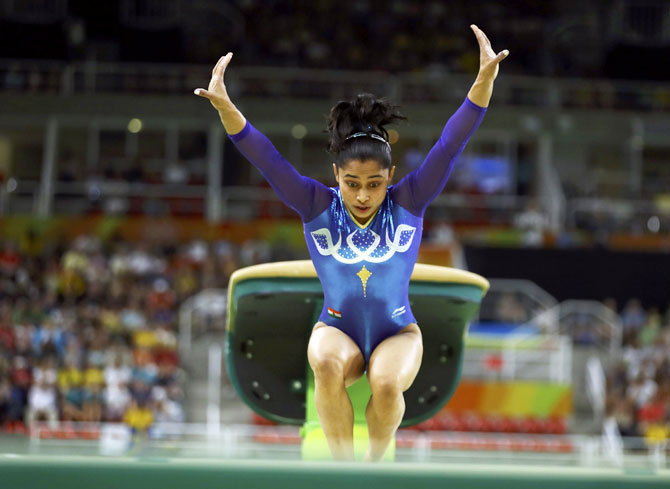Latest News from India - Get Ahead - Careers, Health and Fitness, Personal Finance Headlines - 5 lessons from Dipa Karmakar, India's golden girl