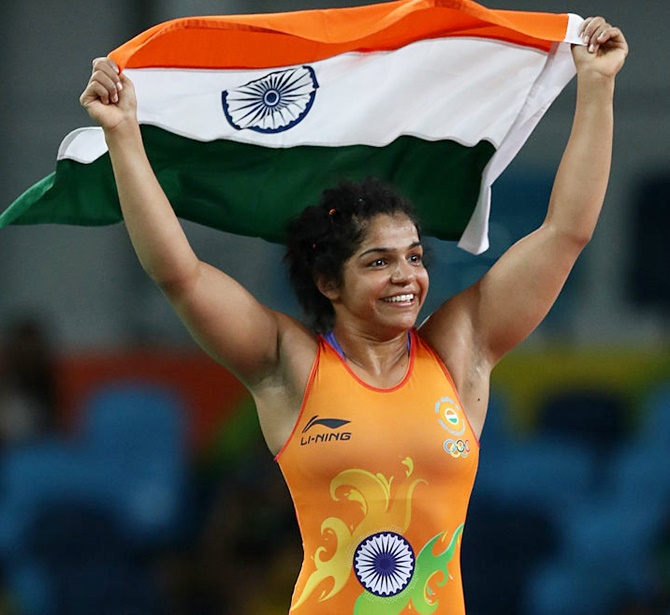 Rediff Cricket - Indian cricket - 'Dangal will add to the momentum of women's wrestling'