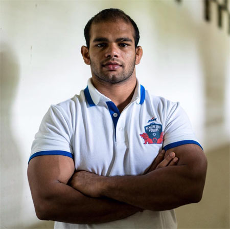 Rediff Cricket - Indian cricket - 'Narsingh would have won the silver if he had competed in Rio'