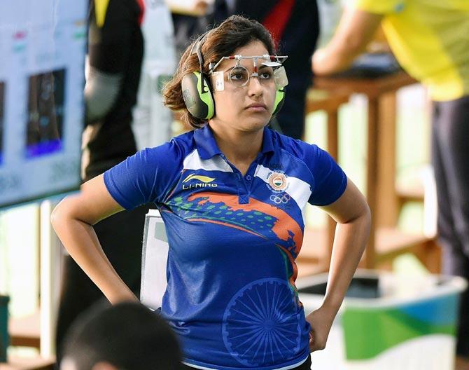 Rediff Cricket - Indian cricket - Bindra may head panel to review India's shooting debacle at Rio Olympics