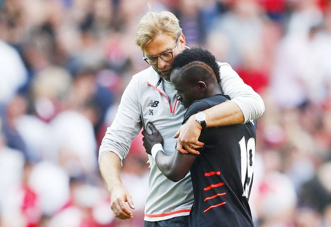 Liverpool look to their Mane man as Spurs visit beckons