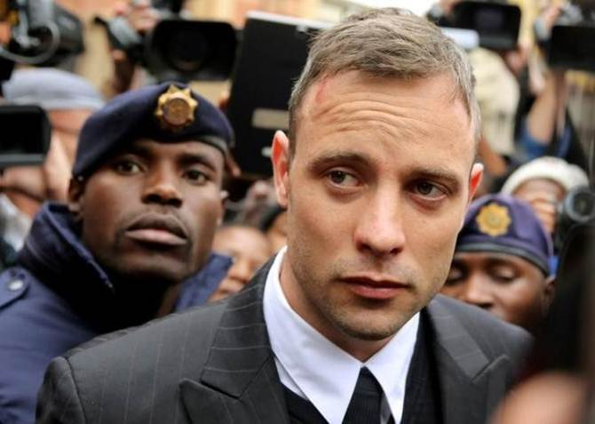 Rediff Cricket - Indian cricket - Judge rejects prosecutors' request to appeal Pistorius sentence