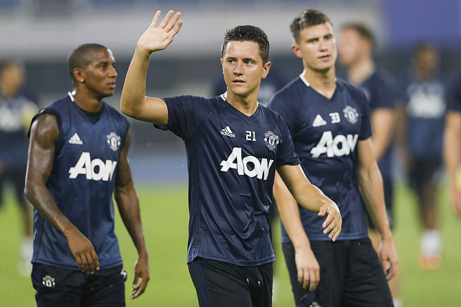 Rediff Cricket - Indian cricket - Is Manchester United ready for Europa League?