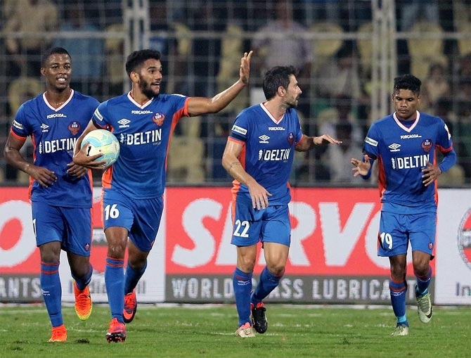 ISL: FC Goa edge Chennaiyin in nine-goal thriller