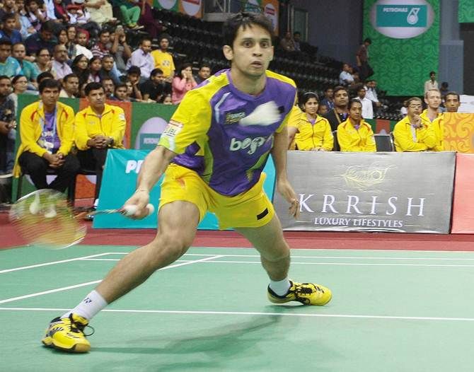 The issue of the pending money was brought to BAI's notice by shuttler P Kashyap