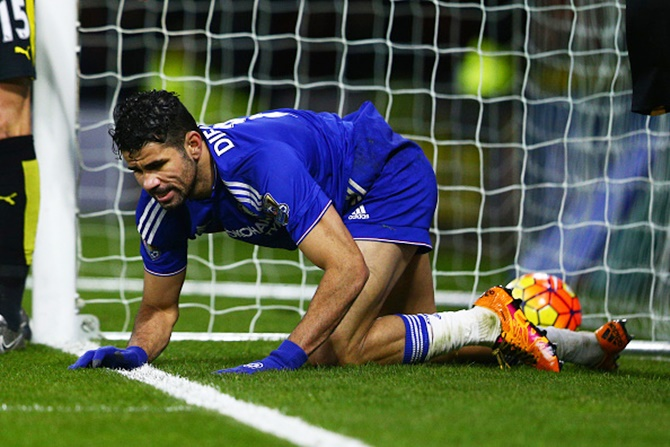 EPL PIX: Chelsea fail to fire, Everton sink Newcastle