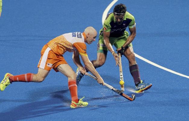 Rediff Sports - Cricket, Indian hockey, Tennis, Football, Chess, Golf - Hockey India League: Turner helps Lancers beat Waveriders, go top