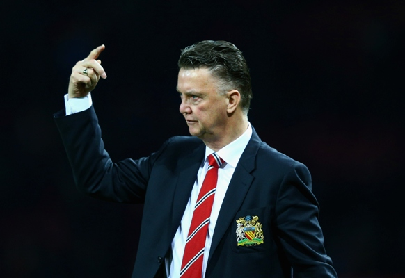 Rediff Sports - Cricket, Indian hockey, Tennis, Football, Chess, Golf - Manchester United can still be in thick of title race: Van Gaal