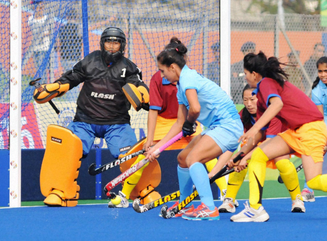 Rediff Sports - Cricket, Indian hockey, Tennis, Football, Chess, Golf - Swimmers, wrestlers shine as India's gold rush continues at South Asian Games