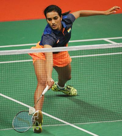 Image result for Syed Modi Grand Prix: Sindhu and Srikanth march into quarters