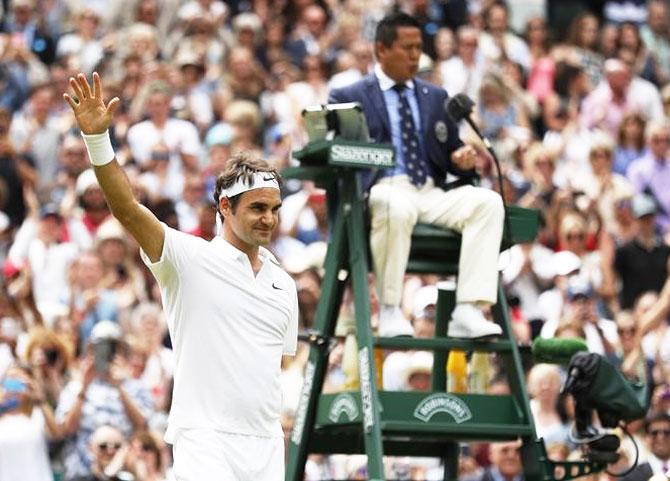 Federer's suggestion to end marathon sets