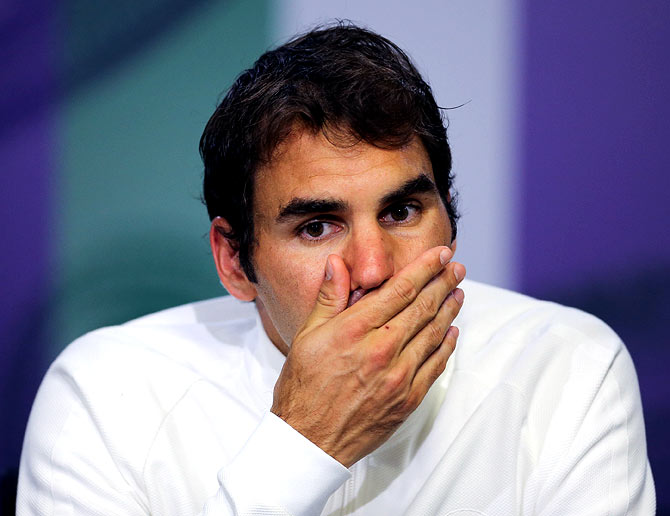Rediff Sports - Cricket, Indian hockey, Tennis, Football, Chess, Golf - Federer, Nadal pull out of Toronto event