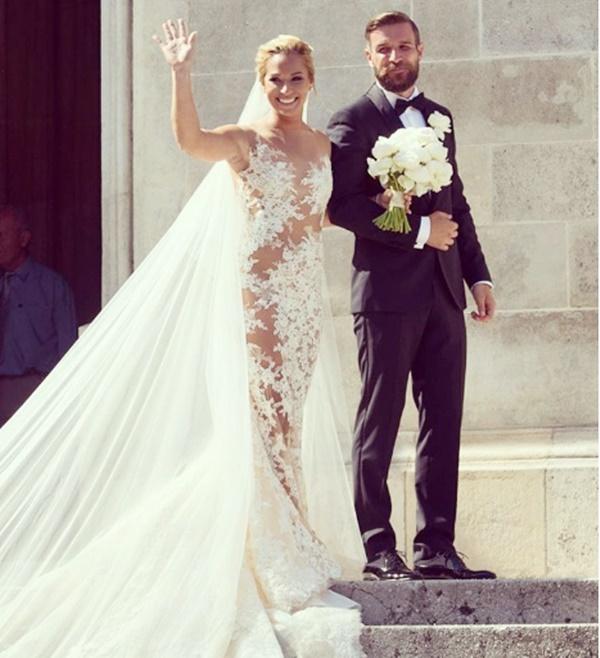 Cibulkova Hochzeit