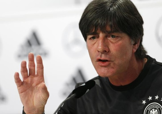 Rediff Sports - Cricket, Indian hockey, Tennis, Football, Chess, Golf - Germany's coach Loew to stay on despite Euro disappointment