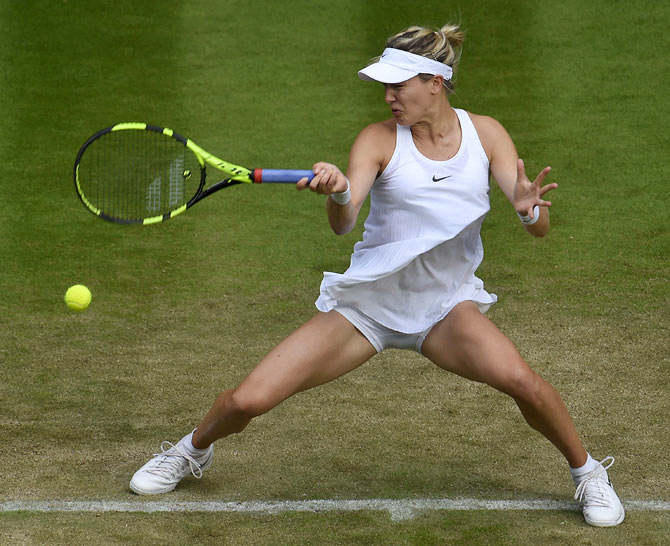 Rediff Sports - Cricket, Indian hockey, Tennis, Football, Chess, Golf - Will Bouchard join compatriot Raonic in skipping Rio Olympics?