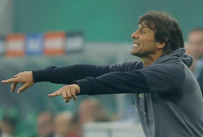 Conte pours cold water on Costa transfer speculation