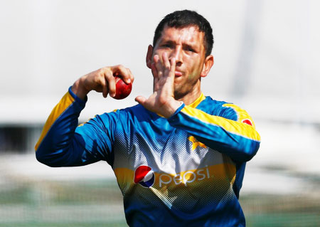 Rediff Cricket - Indian cricket - When Pakistan's Yasir Shah was compared to a spin great