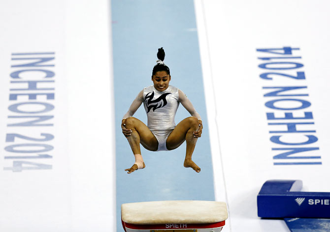 Gymnastics - Commonwealth Games Day 2