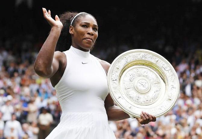 Rediff Sports - Cricket, Indian hockey, Tennis, Football, Chess, Golf - List of Wimbledon women's singles champions