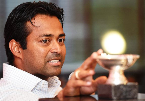 Rediff Sports - Cricket, Indian hockey, Tennis, Football, Chess, Golf - Can Leander Paes beat Ramanathan Krishnan's Davis Cup record?