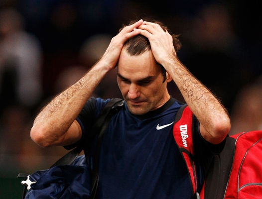 Rediff Sports - Cricket, Indian hockey, Tennis, Football, Chess, Golf - Roger Federer to miss Rio Olympics and rest of season