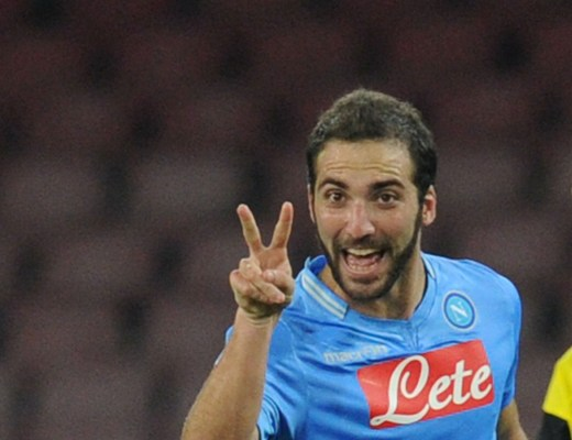 Rediff Sports - Cricket, Indian hockey, Tennis, Football, Chess, Golf - Higuain joins Juventus from Napoli in third biggest transfer ever