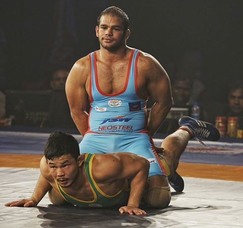 Rediff Sports - Cricket, Indian hockey, Tennis, Football, Chess, Golf - NADA to decide Narsingh's fate on Thursday