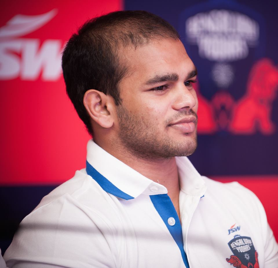 Rediff Sports - Cricket, Indian hockey, Tennis, Football, Chess, Golf - Exclusive! Narsingh Yadav speaks out!