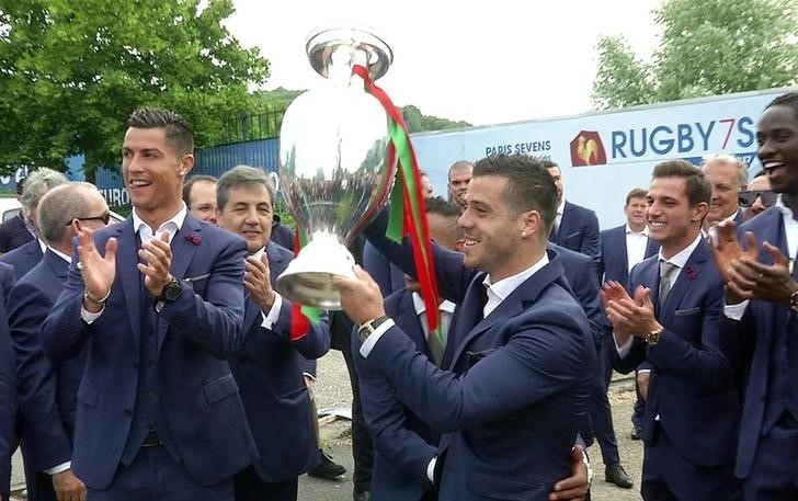 Rediff Sports - Cricket, Indian hockey, Tennis, Football, Chess, Golf - Expanded Euro format did Portugal a favour