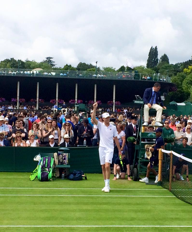 Djokovic stunned by Querrey in the third round of Wimbledon
