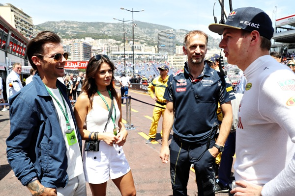 Monaco taught me to stay away from the wall: Verstappen