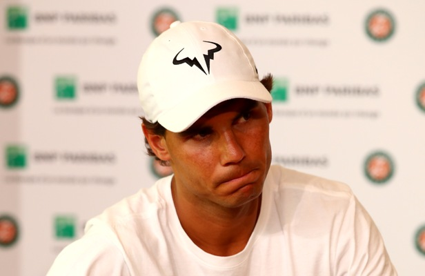 Rediff Sports - Cricket, Indian hockey, Tennis, Football, Chess, Golf - Nadal unsure about participation at Rio Games