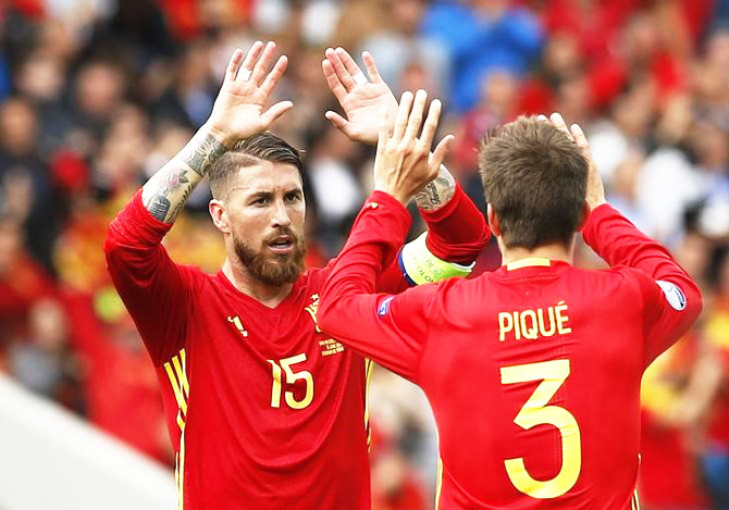 Rediff Sports - Cricket, Indian hockey, Tennis, Football, Chess, Golf - Champions Spain: Big on possession but lacked finishing touch