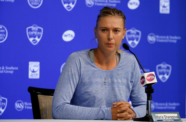 Maria Sharapova will return to the circuit in April after serving a 15-month ban for doping