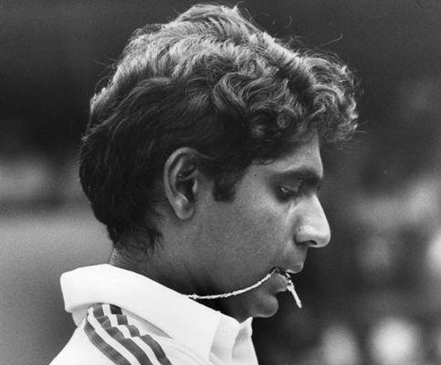 Rediff Cricket - Indian cricket - When Vijay Amritraj blew his chance for Wimbledon glory