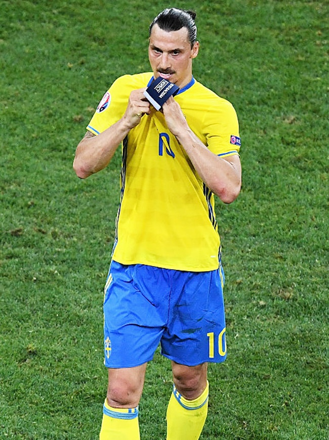 Rediff Sports - Cricket, Indian hockey, Tennis, Football, Chess, Golf - Will Sweden find another Ibrahimovic? No says coach