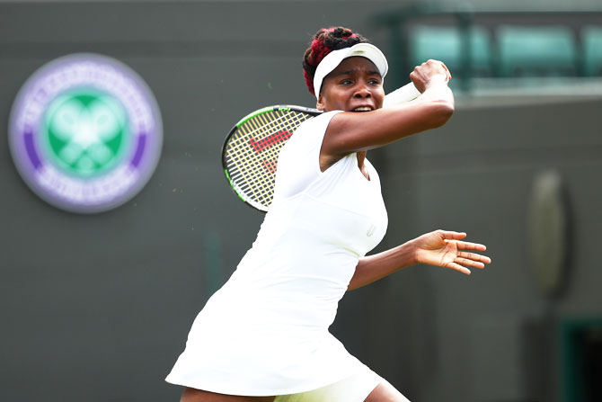 Rediff Sports - Cricket, Indian hockey, Tennis, Football, Chess, Golf - Commentator fired for Venus 'guerilla' remark suing ESPN