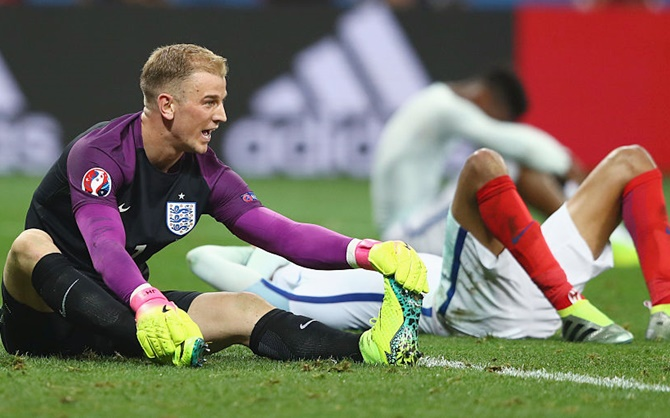 Rediff Sports - Cricket, Indian hockey, Tennis, Football, Chess, Golf - Euro exit: What England need to learn from failure...