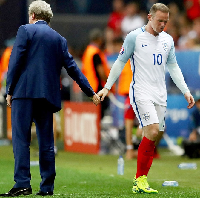 Rediff Sports - Cricket, Indian hockey, Tennis, Football, Chess, Golf - Who should be the next England manager?