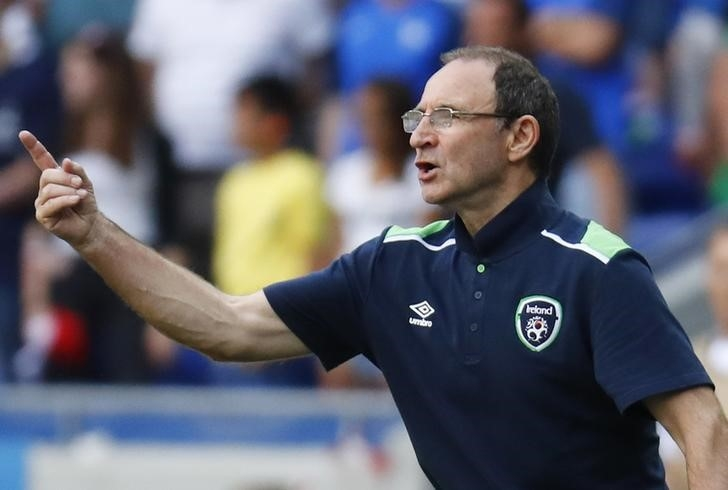 Rediff Sports - Cricket, Indian hockey, Tennis, Football, Chess, Golf - Euro 2016: Ireland coach complains about preparation time after defeat